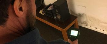 Lekdetectie Alkmaar door thermografie